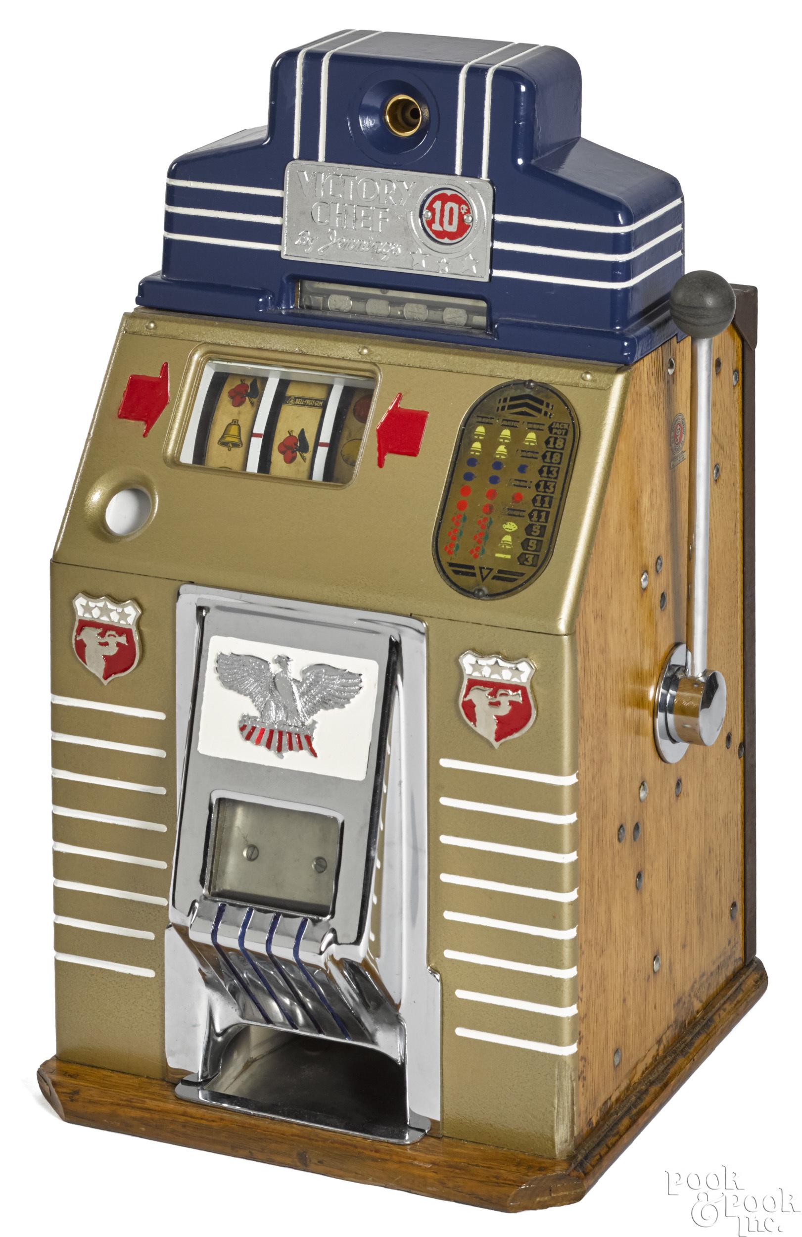 Slot Machine Website