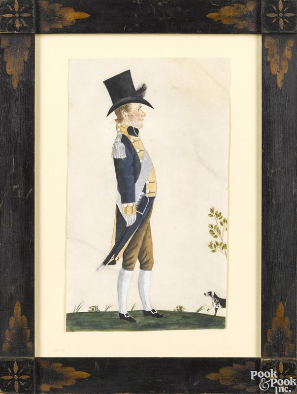 Jacob Maentel (American 1763-1863)