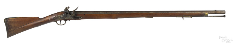 British Brown Bess India pattern musket