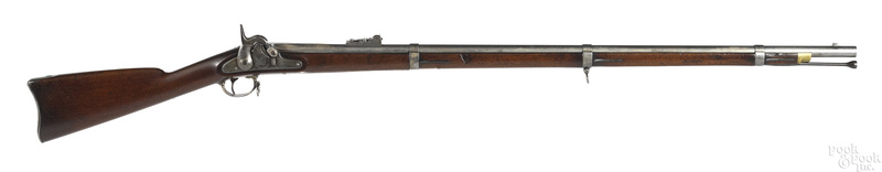 Springfield US model 1855 percussion rifle-musket