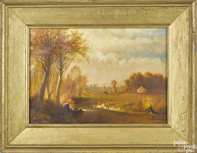 Robert Decker (American 1847-1921)
