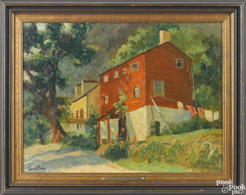 Richard Evett Bishop (American 1887-1975)