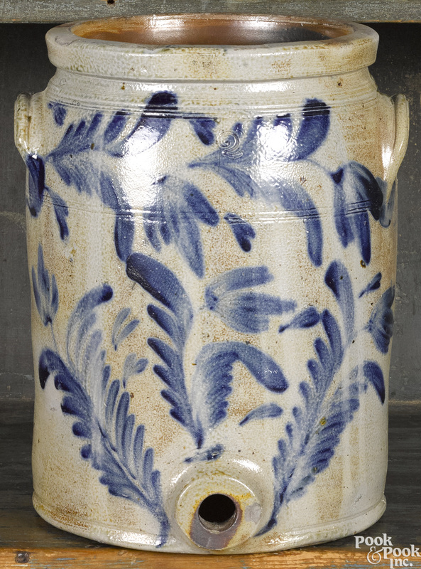 Pennsylvania Remmey stoneware water cooler