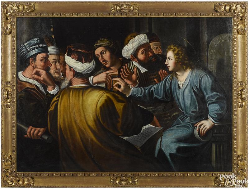 In the manner of Marten Heemskerk van Veen