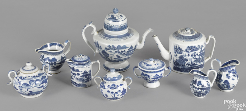 Chinese export porcelain Canton