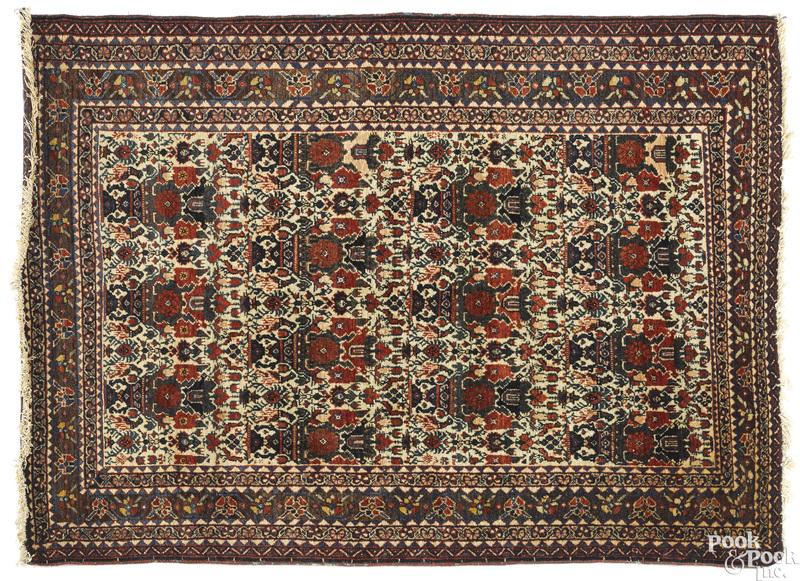 Baktiari carpet, ca. 1940