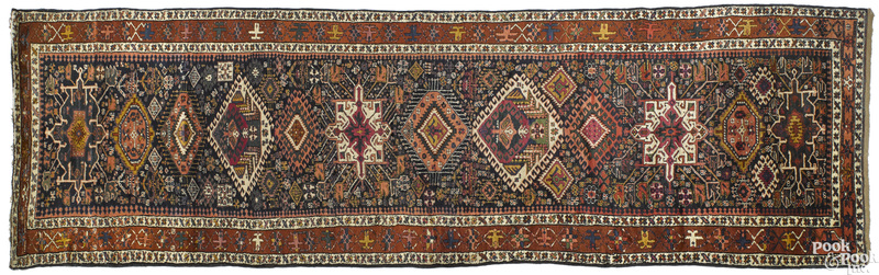 Northwest Persian runner, ca. 1920