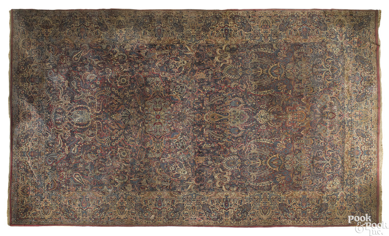 Kirman carpet, ca. 1940