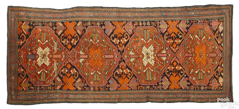 Caucasian carpet, ca. 1920