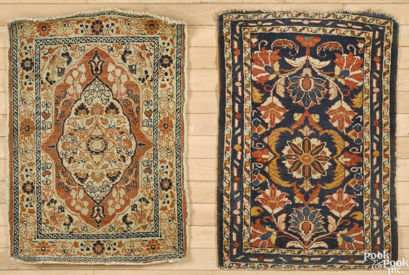 Two Kurdish mats, ca. 1910