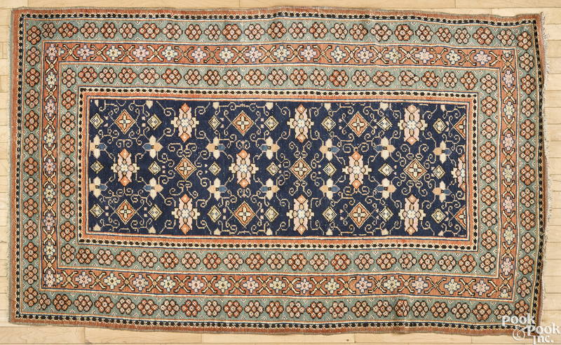Turkish carpet, ca. 1940