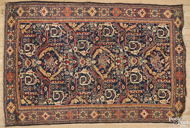 Mahal carpet, ca. 1930