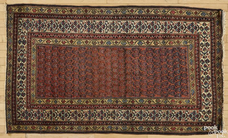 Hamadan carpet, ca. 1930