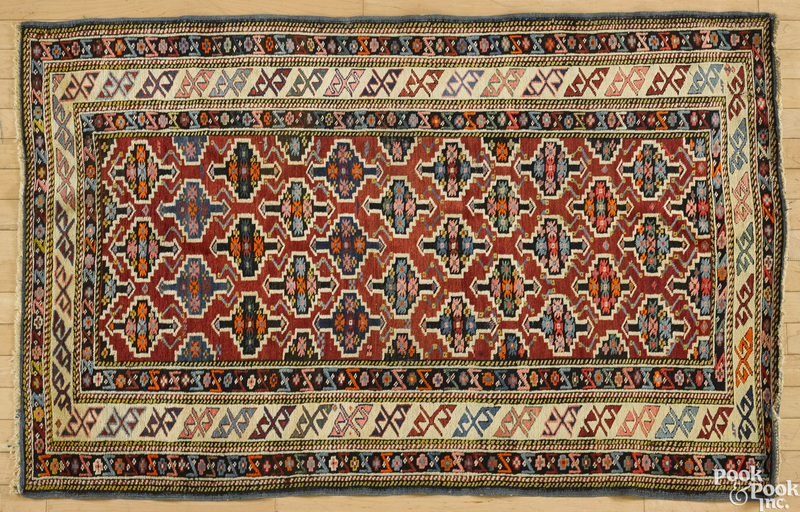 Kuba carpet, ca. 1920
