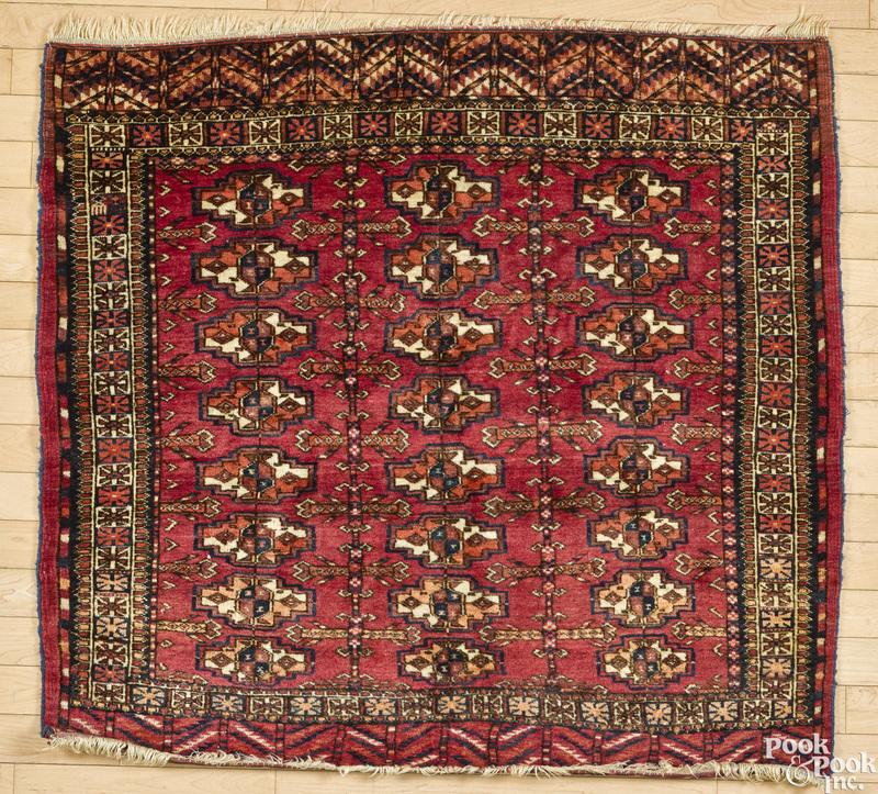 Turkoman carpet, ca. 1930