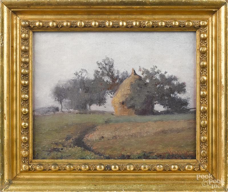 Robert Vonnoh landscape