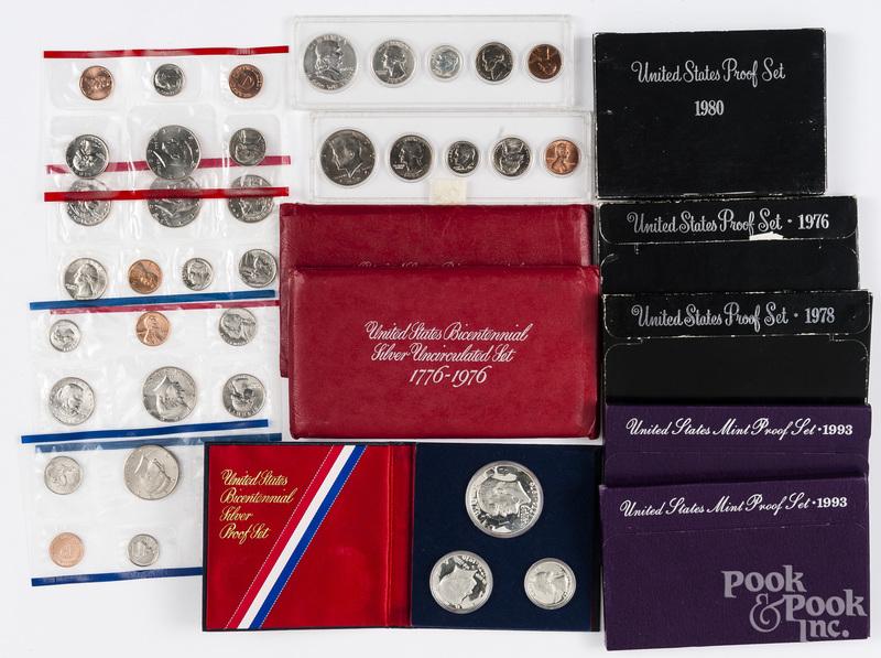 U.S. coin sets