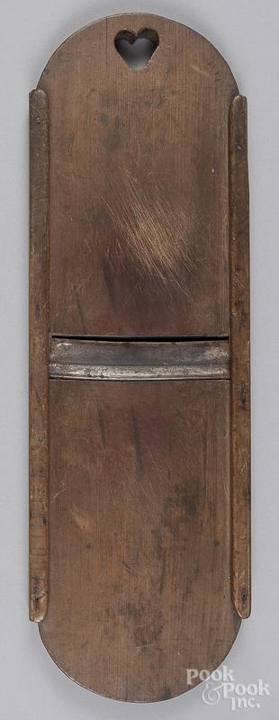 Two Pennsylvania slaw boards
