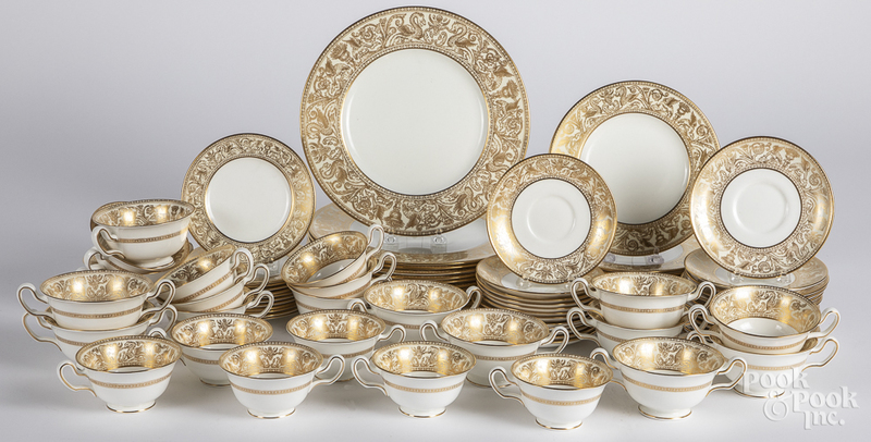 Wedgwood bone china dinner service
