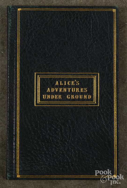 Lewis Carroll, Alice's Adventures Under Ground