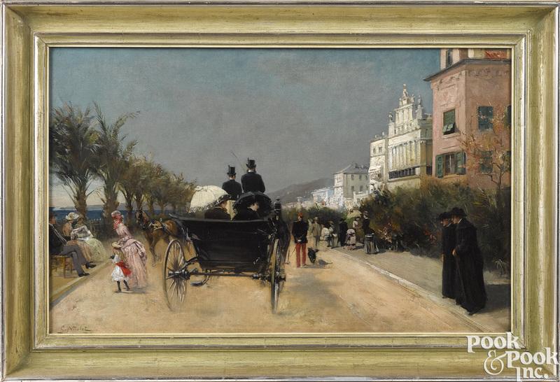 Gabriel Nicolet street scene