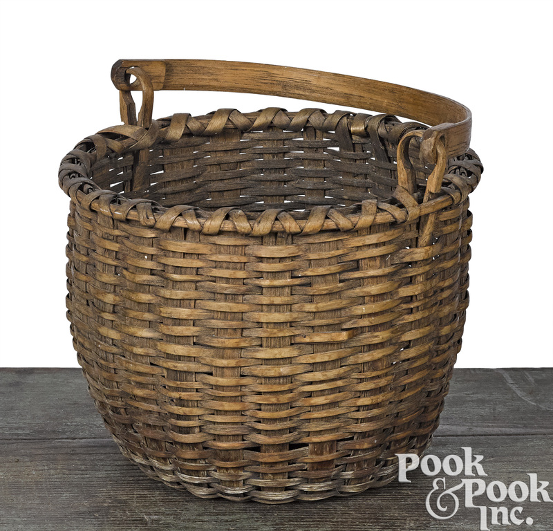 Pennsylvania splint gathering basket