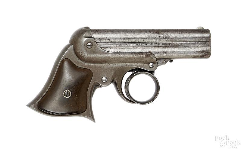 Remington Elliot four barrel derringer