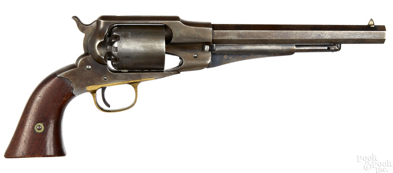 Remington New model 1858 Army percussion revolver