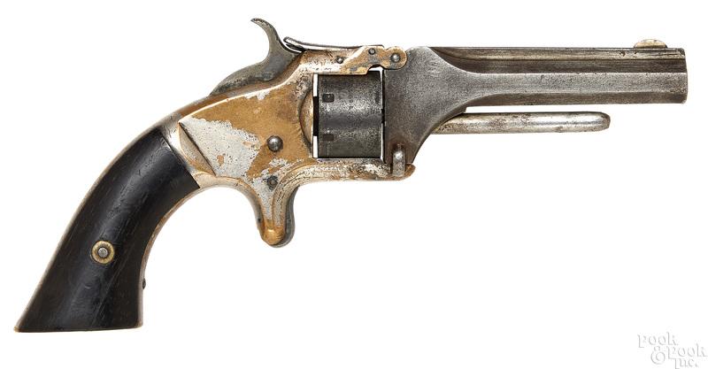 Smith & Wesson model 1 revolver