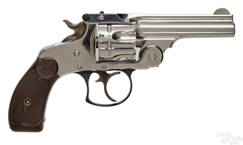 Smith & Wesson five shot revolver