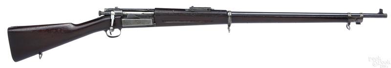 Springfield model 1898 Krag bolt action rifle
