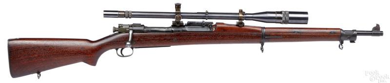 Springfield Arsenal model 1903-A1 sniper rifle