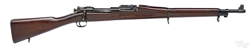 Remington model 1903 bolt action rifle