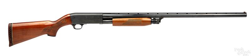 Ithaca Commemorative pump action shotgun