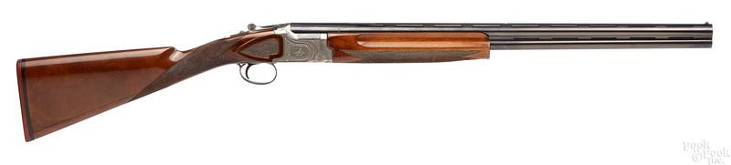 Winchester Featherweight over/under shotgun