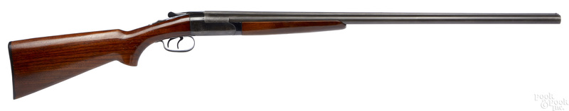 Winchester model 24 double barrel shotgun