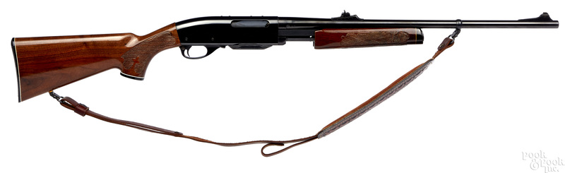 Remington Gamemaster model 760 pump action rifle