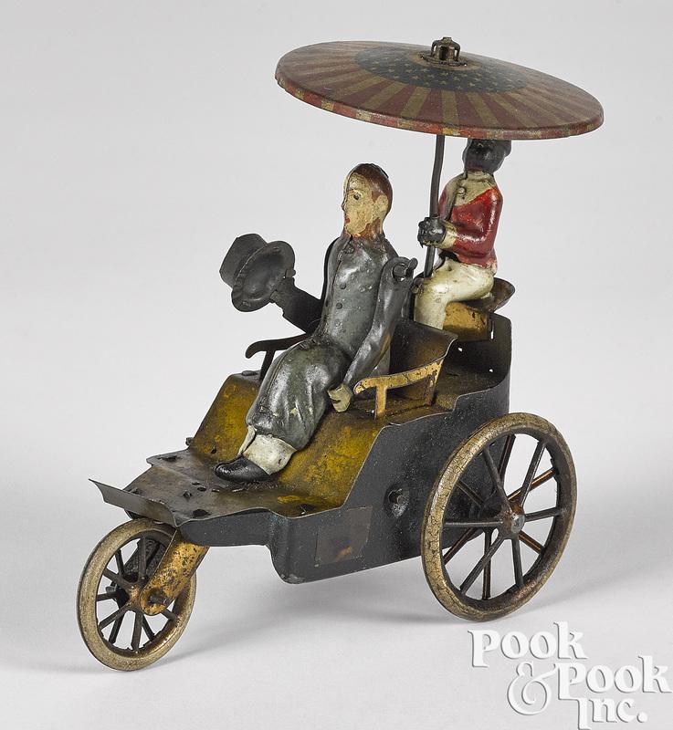 Lehmann tin clockwork New Century Cycle