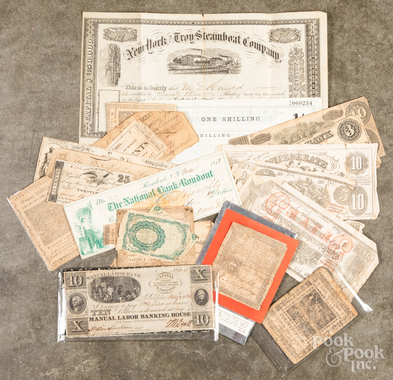 Early currency