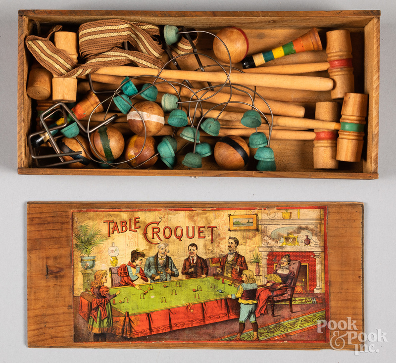 Table Croquet