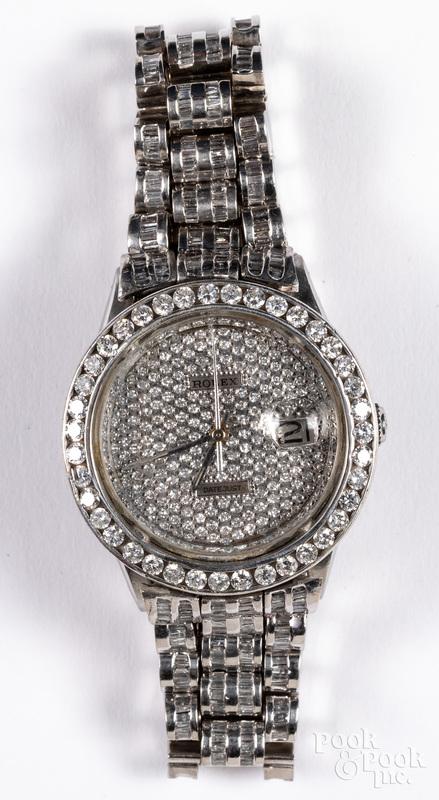 Rolex Datejust wristwatch