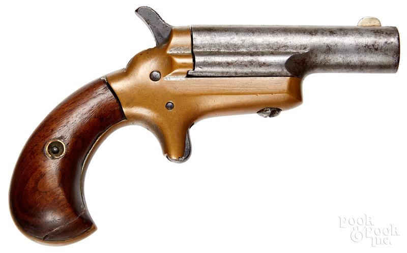 Colt Derringer pocket pistol