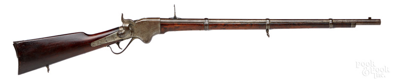 Spencer Military Army repeating rifle