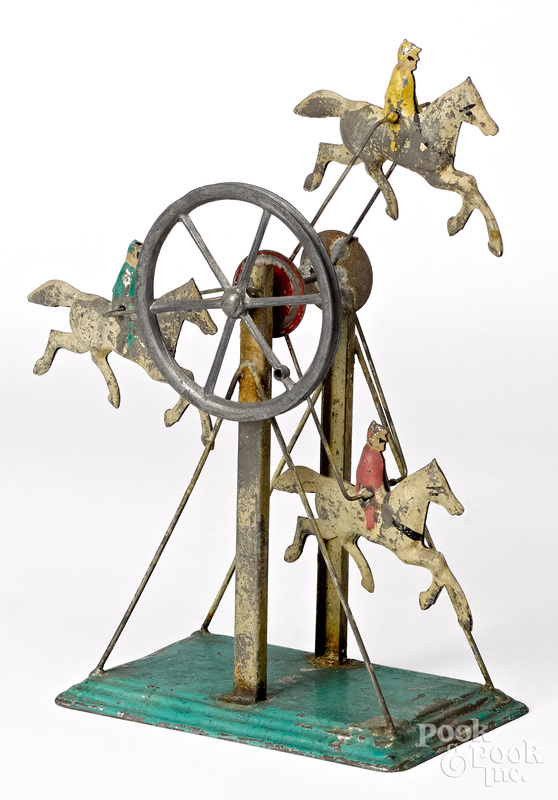 Carette Ferris wheel steam toy accessory