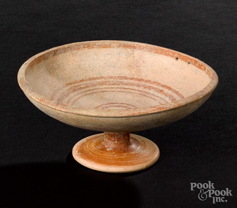 Cypriot bichrome ware chalice