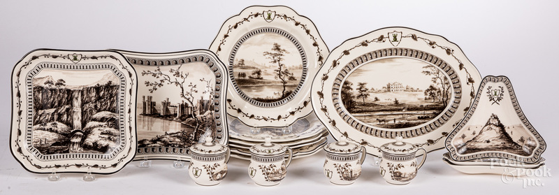 Group of contemporary Wedgwood.