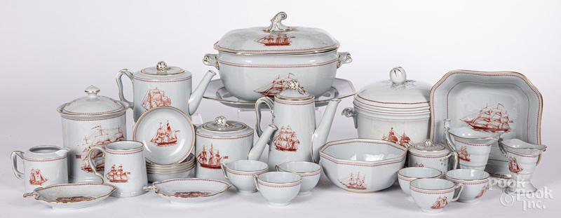 Spode Trade Winds porcelain service
