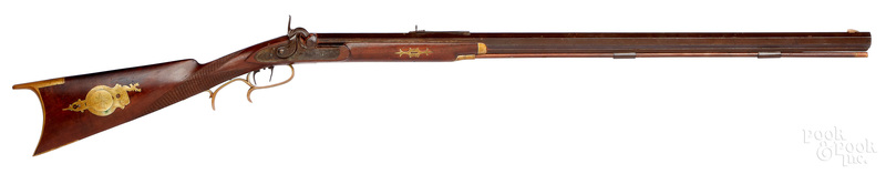 John Wirth, Philadelphia, Pennsylvania long rifle