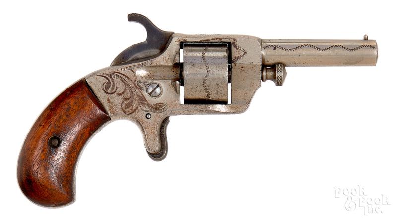 Unknown Nero spur trigger revolver