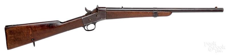 Remington rolling block carbine